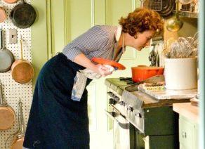 "Meryl Streep as ""Julia Child"" in Columbia Pictures' JULIE & JULIA."